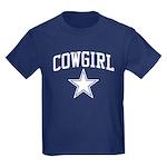 Cowgirl Kids Dark T-Shirt