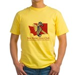Club Logo Yellow T-Shirt