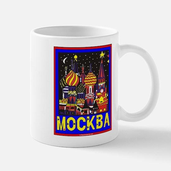 MOCKBA Mug