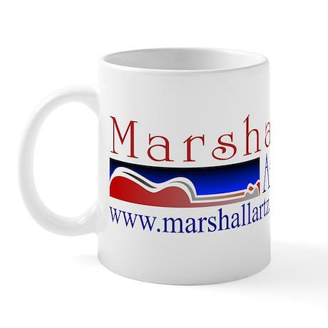 Marshall Artz Mug