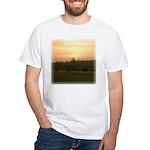 Sunrise 0124 White T-Shirt