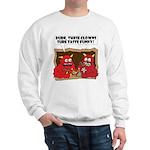 MONSTER eat CLOWNS Sweatshirt