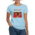 MONSTER eat CLOWNS Women's Light T-Shirt