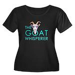 The Goat Whisperer Hipster Goat by GetYerGoat Plus
