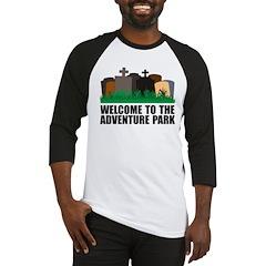 Adventure Park Baseball Jersey