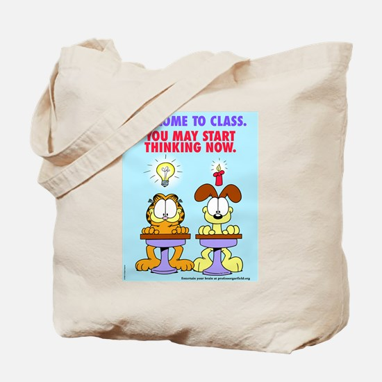 Welcome to Class Tote Bag