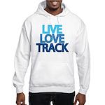 Live Love Track Hooded Sweatshirt