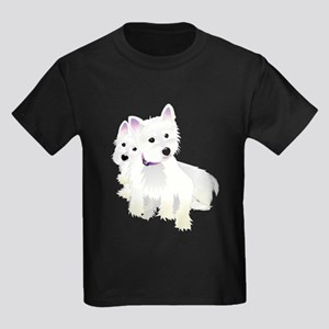 Bacchus & Beignet Kids Dark T-Shirt