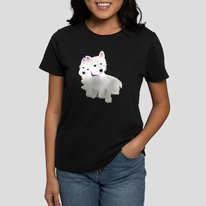 Bacchus & Beignet Women's Dark T-Shirt