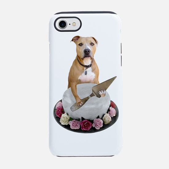 Dog Cake iPhone 7 Tough Case