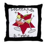 Cocktail Time Throw Pillow