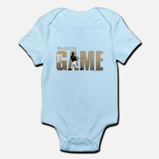 The Game... Infant Bodysuit