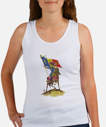 Knights of Pythias Women's Tank Top