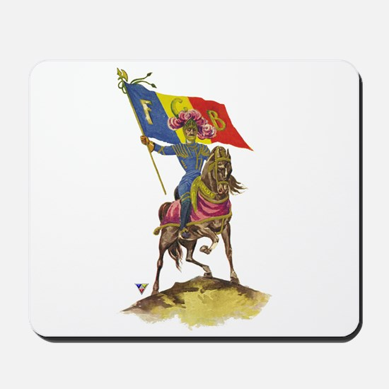 Knights of Pythias Mousepad