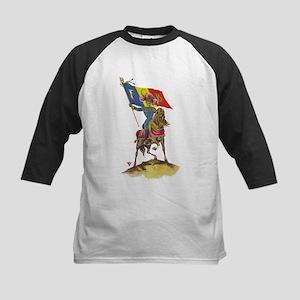 Knights of Pythias Kids Baseball Jersey