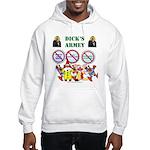Dick's Armey Hooded Sweatshirt