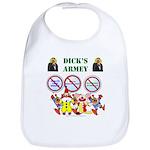 Dick's Armey Bib