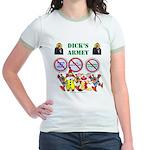 Dick's Armey Jr. Ringer T-Shirt