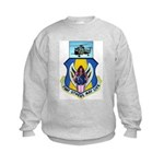 """""""THAT OTHERS MAY LIVE"""" Kids Sweatshirt"""