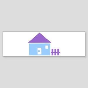 House - Real Estate Bumper Sticker