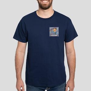 Customer Support Dark T-Shirt