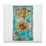 Bumblebee Tile Coaster