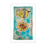 Bumblebee Mini Poster Print