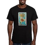 Bumblebee Men's Fitted T-Shirt (dark)