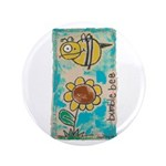"""Bumblebee 3.5"""" Button"""