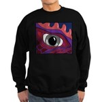 CREATURE VIEW #4 Sweatshirt (dark)