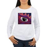 CREATURE VIEW #4 Women's Long Sleeve T-Shirt