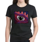 CREATURE VIEW #4 Women's Dark T-Shirt