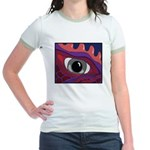 CREATURE VIEW #4 Jr. Ringer T-Shirt