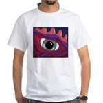CREATURE VIEW #4 White T-Shirt