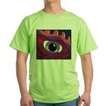 CREATURE VIEW #4 Green T-Shirt