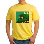 CREATURE VIEW #3 Yellow T-Shirt