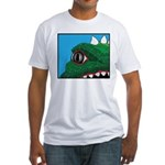 CREATURE VIEW #3 Fitted T-Shirt