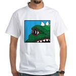 CREATURE VIEW #3 White T-Shirt