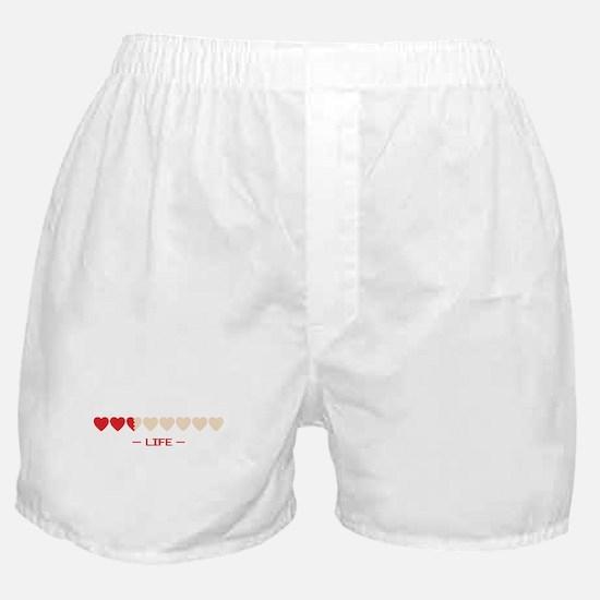 life bar Boxer Shorts