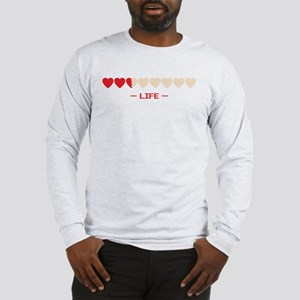 life bar Long Sleeve T-Shirt