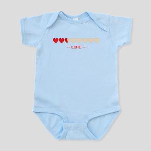 life bar Infant Bodysuit