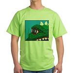 CREATURE VIEW #3 Green T-Shirt