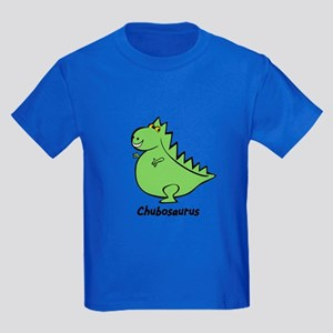 Chubosaurus Kids Dark T-Shirt