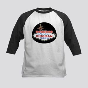 Fabulous Kingman Kids Baseball Jersey