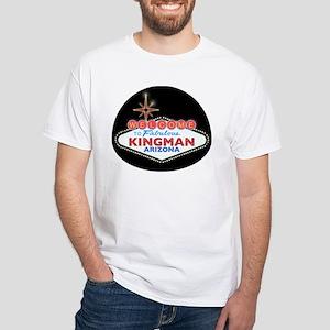 Fabulous Kingman White T-Shirt