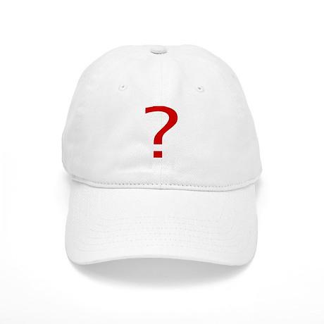 Question Mark Cap