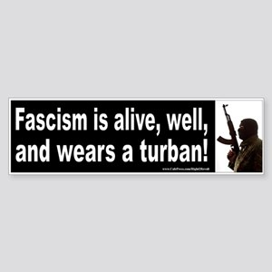 Fascism (sticker)