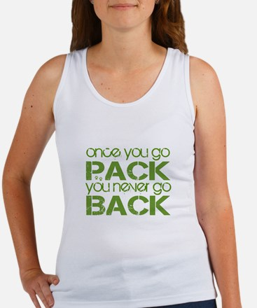 Once you go Pack ... Women's Tank Top