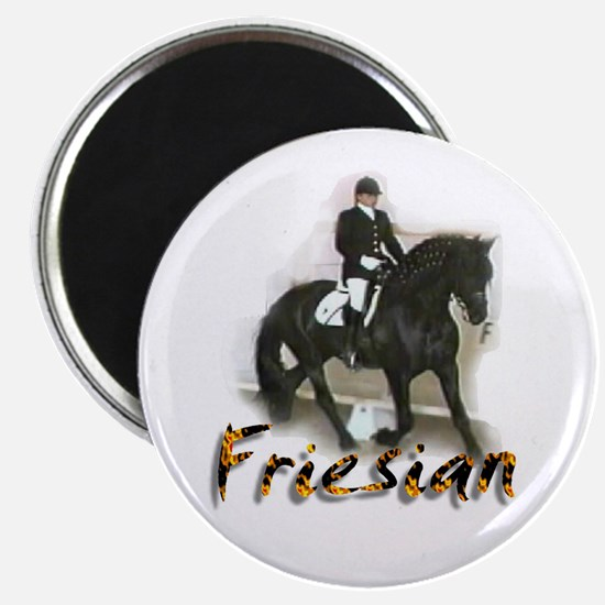 Half Fast Farms Friesian Magnet
