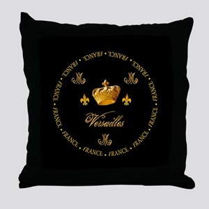 """Versailles-France 1"" Throw Pillow"